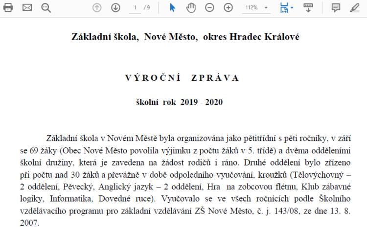 Vyrocni-zprava-skoly-2019-2020-ZS-Nove-Mesto