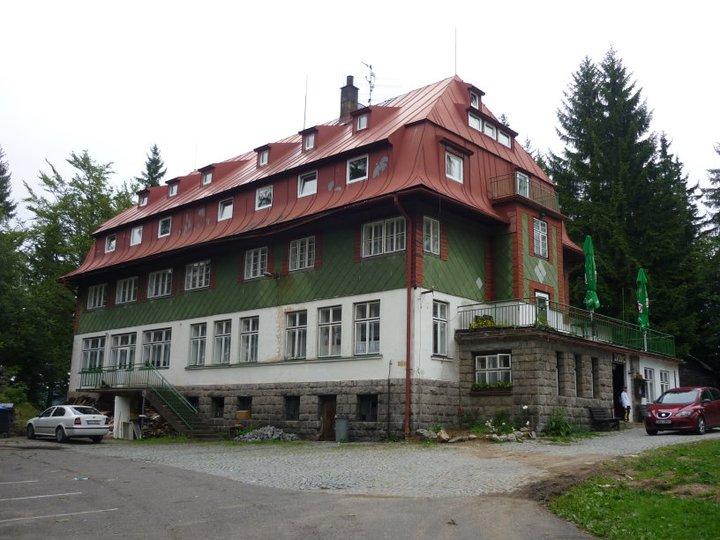 škola v přírodě, škola Nové Město, 2016 - chata Zvonice, Jizerské hory