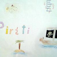 ZŠ Nové Město nad Cidlinou, družstvo Pirátů
